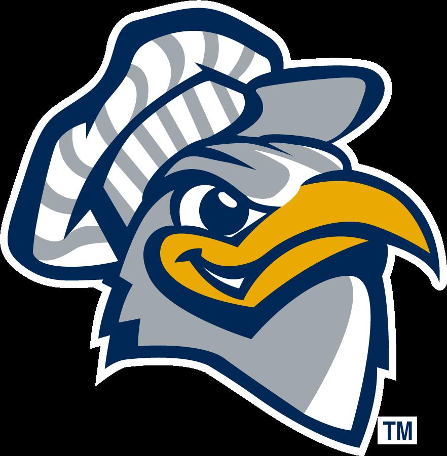 Chattanooga Mocs Logo Alternate Logo (1997-2008) - Mascot Scrappy head in railroad clothing. SportsLogos.Net