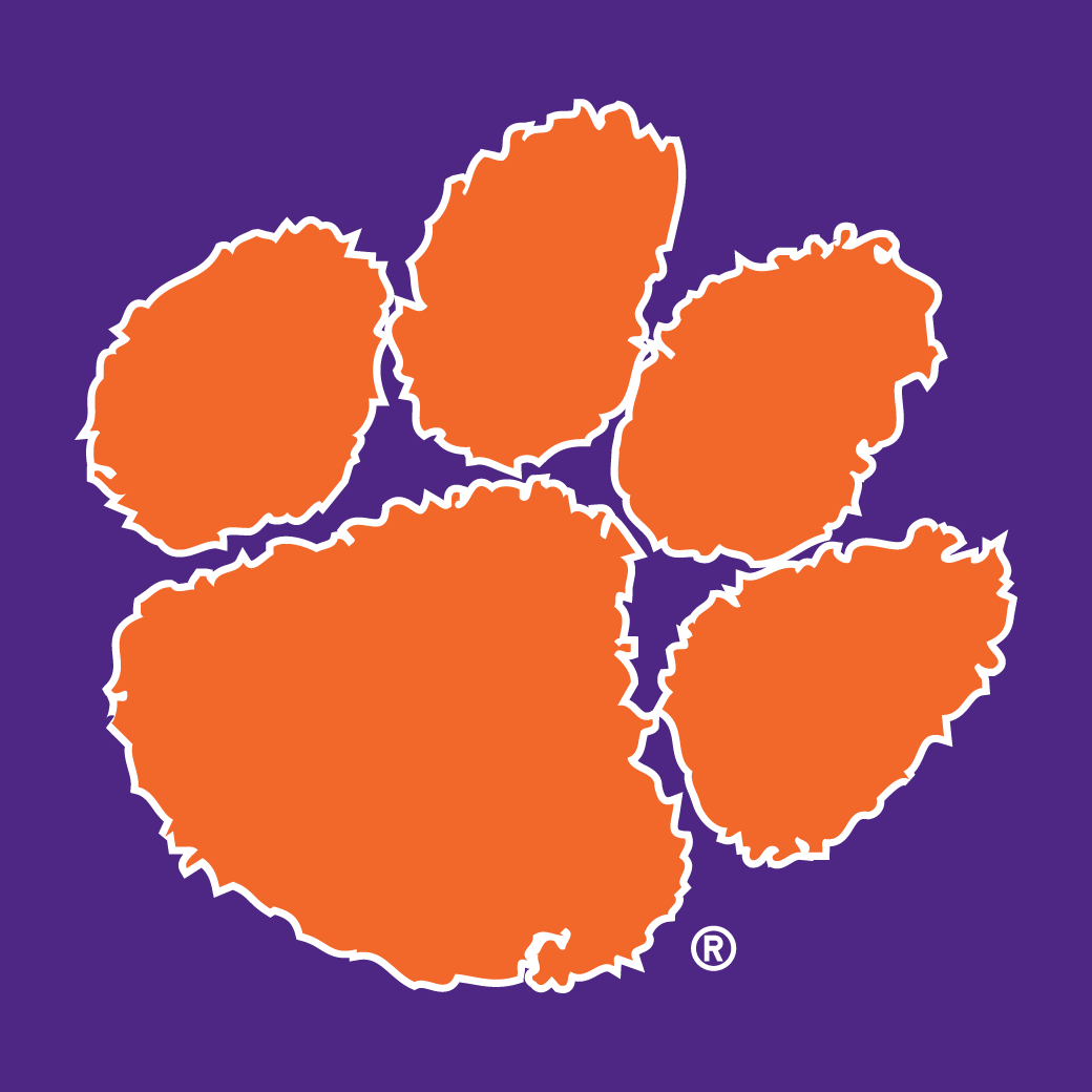 Clemson Tigers Secondary Logo - NCAA Division I (a-c) (NCAA a-c) - Chris  Creamer's Sports Logos Page - SportsLogos.Net