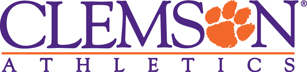 Clemson Tigers Logo Wordmark Logo (1995-2013) -  SportsLogos.Net