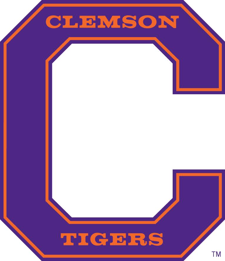 Clemson Tigers Logo Alternate Logo (1951-1964) -  SportsLogos.Net