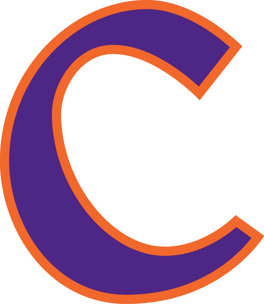 Clemson Tigers Logo Alternate Logo (1977-Pres) -  SportsLogos.Net