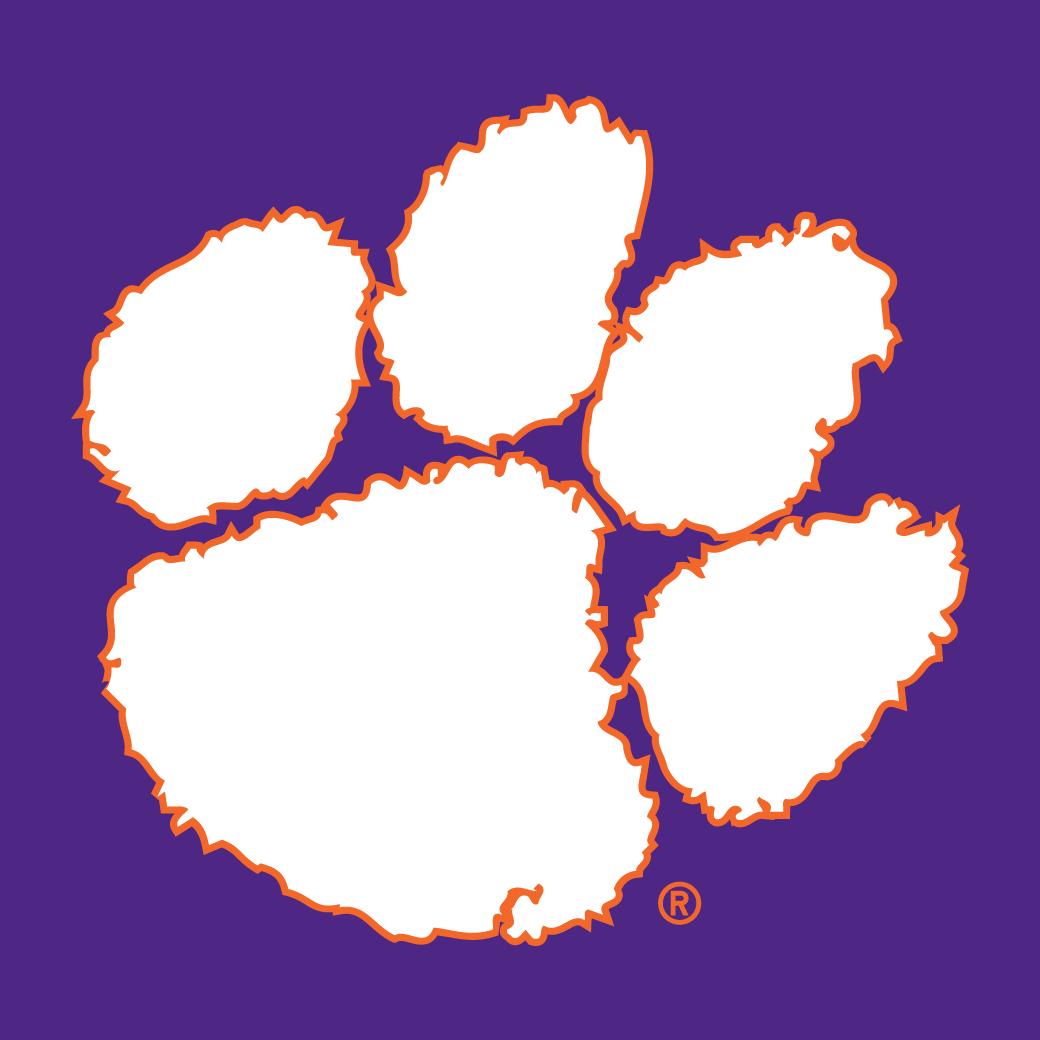 Clemson Tigers Logo Secondary Logo (1977-Pres) -  SportsLogos.Net
