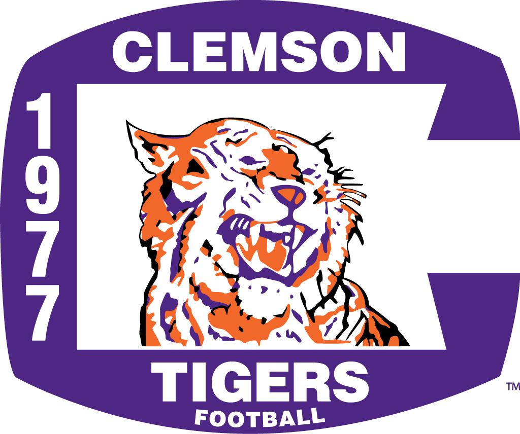 Clemson Tigers Logo Misc Logo (1977) -  SportsLogos.Net