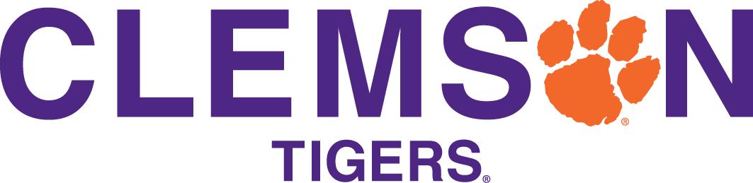 Clemson Tigers Logo Wordmark Logo (1977-1994) -  SportsLogos.Net