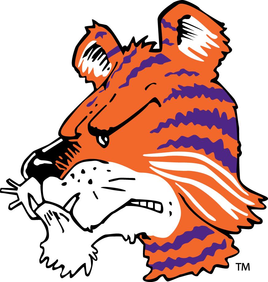 Clemson Tigers Mascot Logo - NCAA Division I (a-c) (NCAA a ...