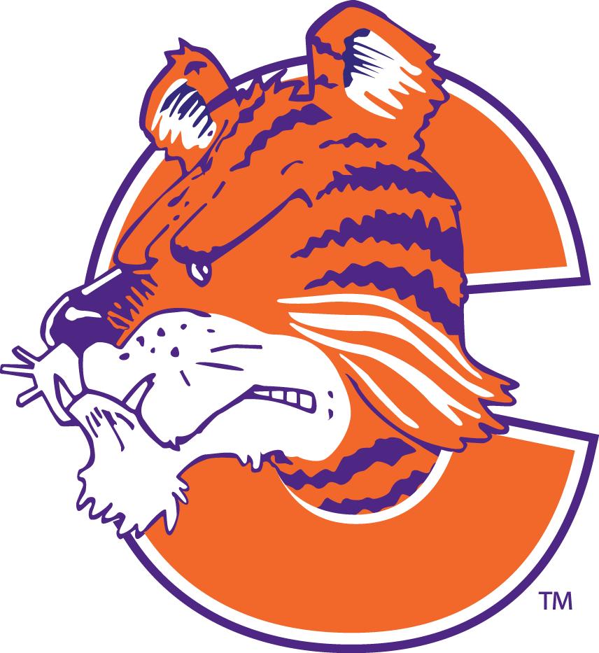 Clemson Tigers Logo Mascot Logo (1978-1992) -  SportsLogos.Net