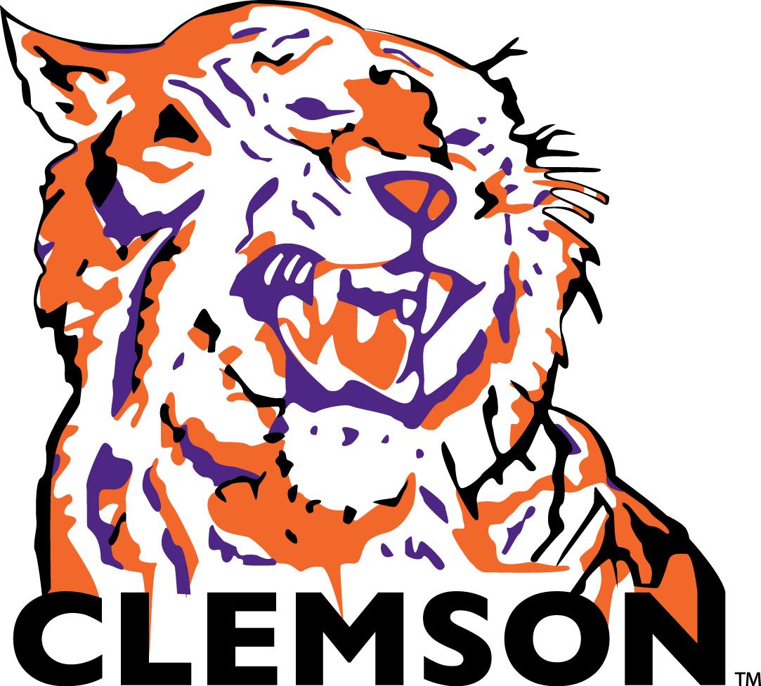 Alternate (a-c Clemson  NCAA Tigers - Division Logo I