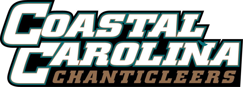 Coastal Carolina Chanticleers Logo Wordmark Logo (2002-Pres) -  SportsLogos.Net