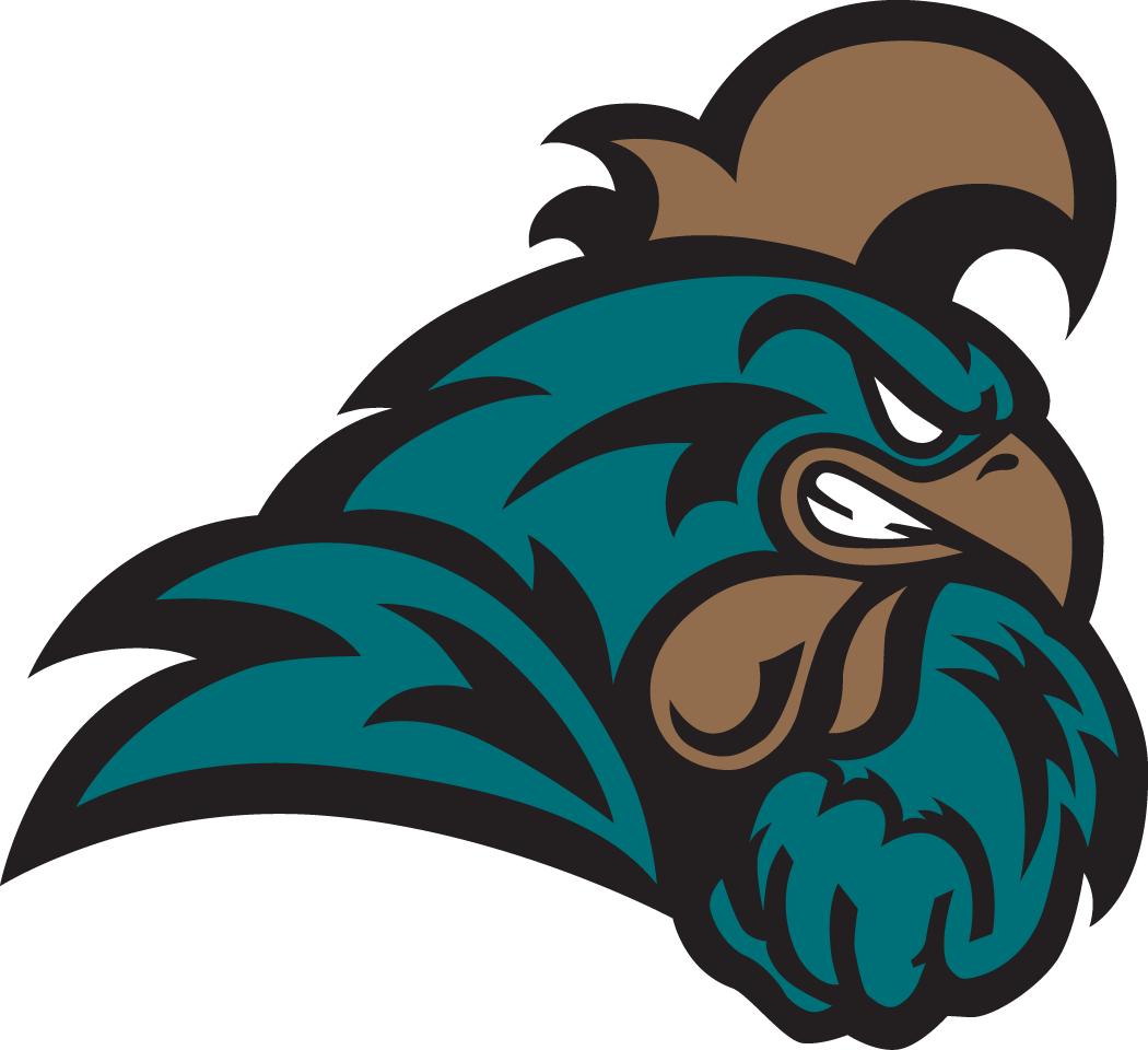 Coastal Carolina Chanticleers Logo Alternate Logo (2002-2015) -  SportsLogos.Net