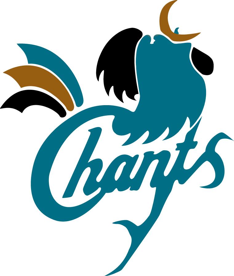 Coastal Carolina Chanticleers Logo Primary Logo (1995-2001) -  SportsLogos.Net