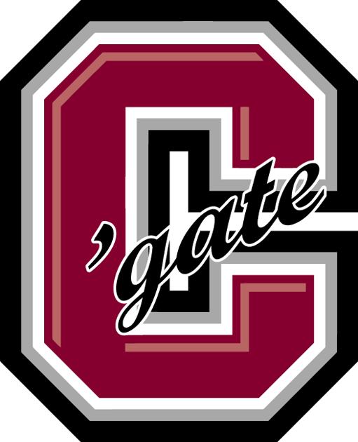 Colgate Raiders Logo Primary Logo (2002-2019) -  SportsLogos.Net