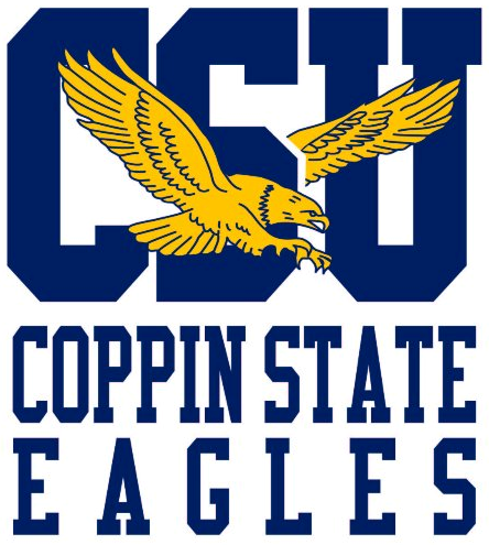 Coppin State Eagles Logo Secondary Logo (2017-Pres) -  SportsLogos.Net