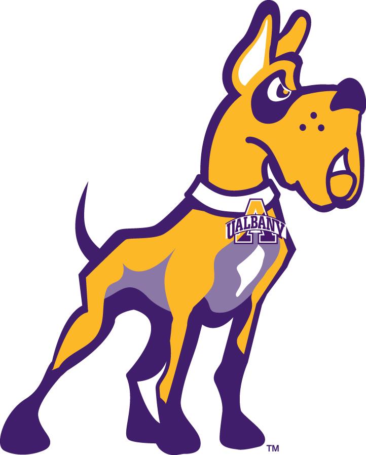 Albany Great Danes Logo Alternate Logo (2008-2019) -  SportsLogos.Net