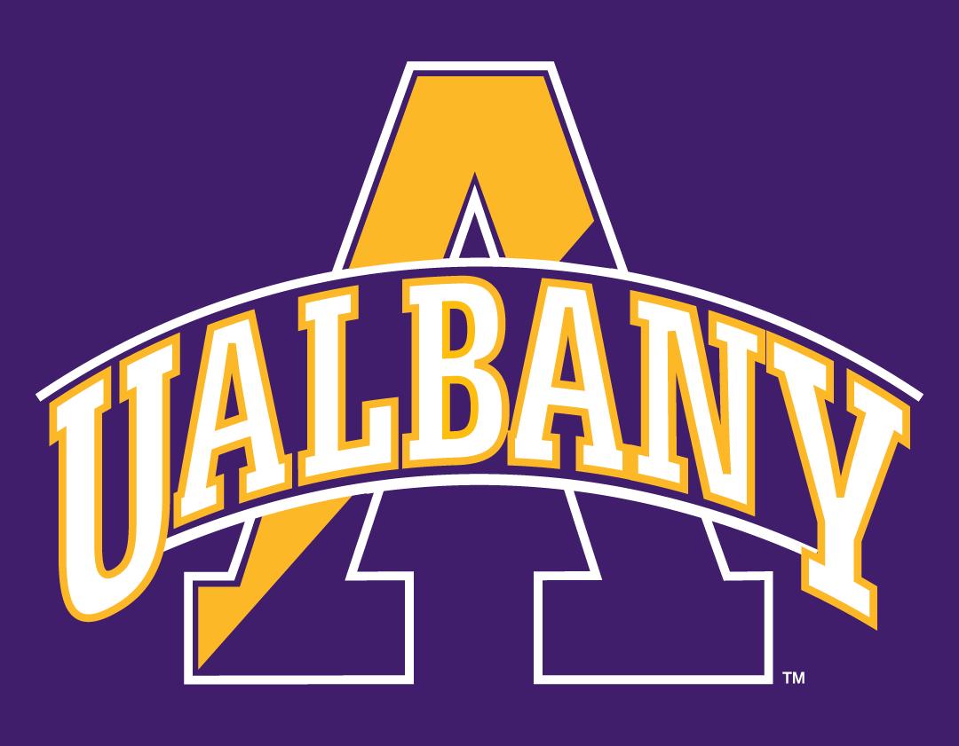 Albany Great Danes Logo Primary Dark Logo (2007-2019) -  SportsLogos.Net