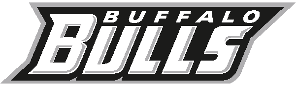 Buffalo Bulls Logo Wordmark Logo (2007-Pres) -  SportsLogos.Net