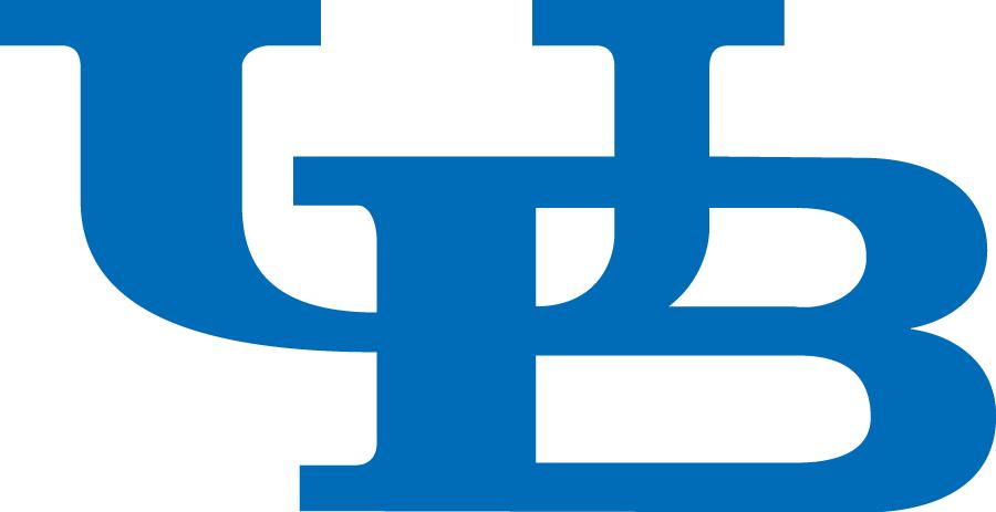 Buffalo Bulls Logo Primary Logo (2007-2015) - Interlocking blue BU SportsLogos.Net