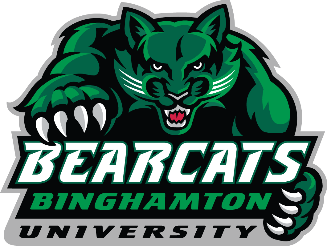 Binghamton Bearcats Logo Alternate Logo (2001-Pres) -  SportsLogos.Net