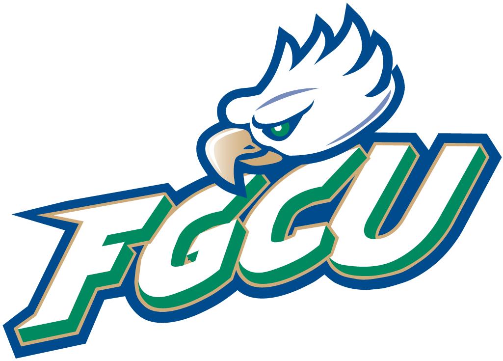 Florida Gulf Coast  Eagles Logo Primary Logo (2002-Pres) -  SportsLogos.Net