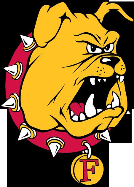 Ferris State  Bulldogs  Logo Primary Logo (2011-Pres) -  SportsLogos.Net