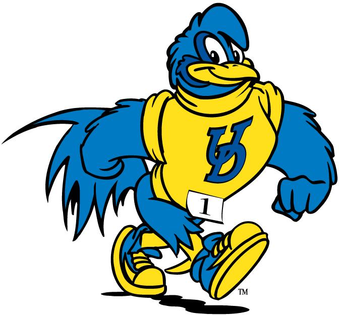 Delaware Blue Hens Logo Mascot Logo (1999-Pres) - Strutting YoUDee  SportsLogos.Net