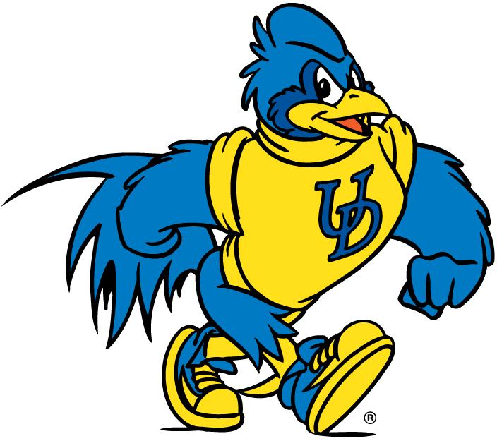 Delaware Blue Hens Logo Mascot Logo (1999-Pres) - Struttin' YoUDee mascot SportsLogos.Net