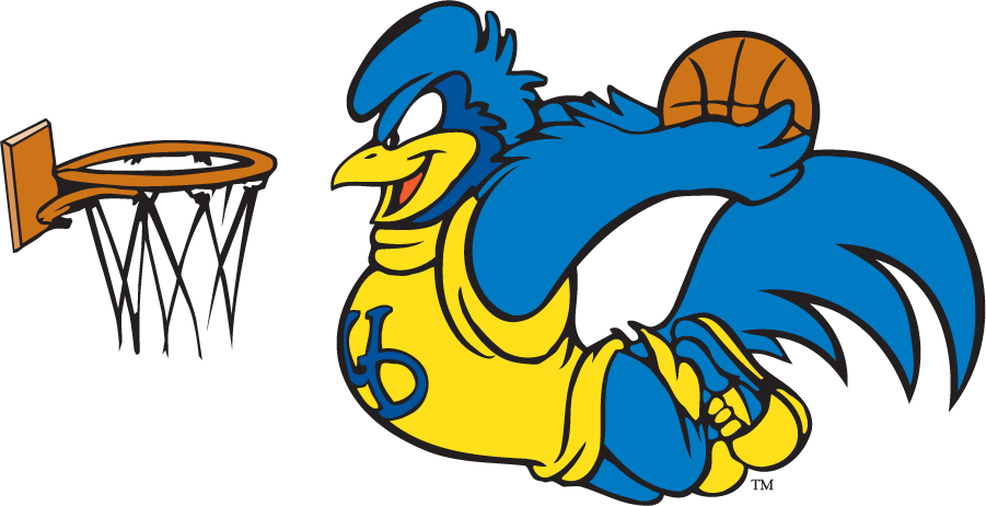 Delaware Blue Hens Logo Mascot Logo (1999-2009) - Basketball YoUDee SportsLogos.Net