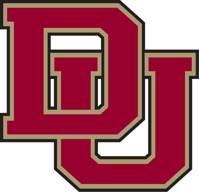 Denver Pioneers Logo Primary Logo (2007-Pres) -  SportsLogos.Net