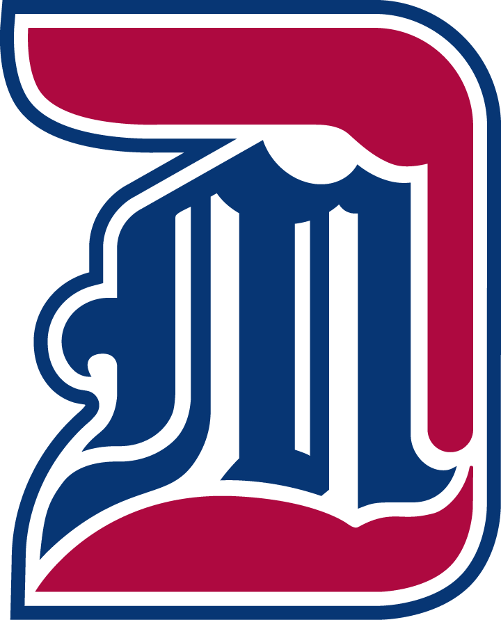 Detroit Titans Logo Alternate Logo (2016-Pres) -  SportsLogos.Net