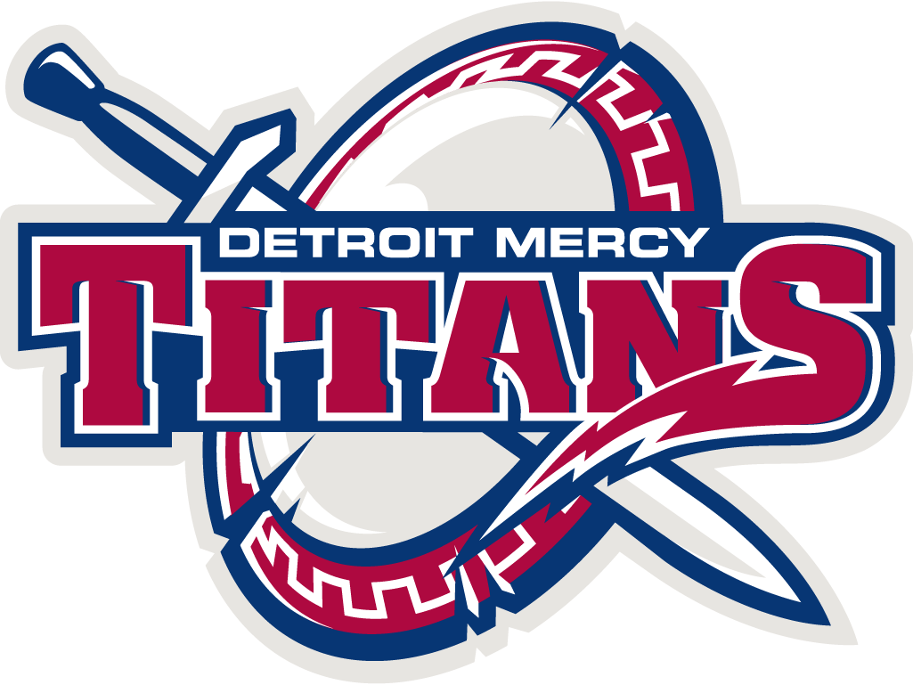 Detroit Titans Logo Primary Logo (2016-Pres) -  SportsLogos.Net