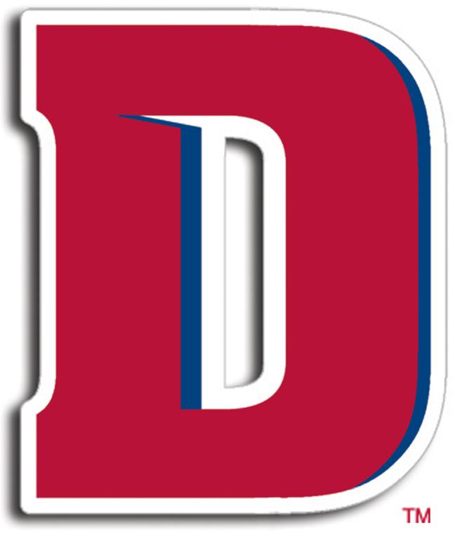 Detroit Titans Logo Alternate Logo (2008-2015) -  SportsLogos.Net