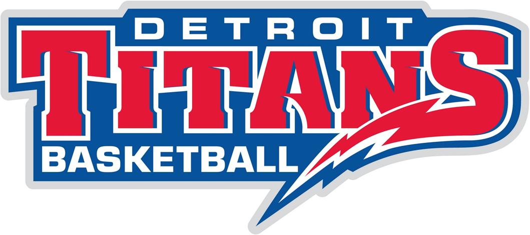 Detroit Titans Logo Wordmark Logo (2008-2015) -  SportsLogos.Net