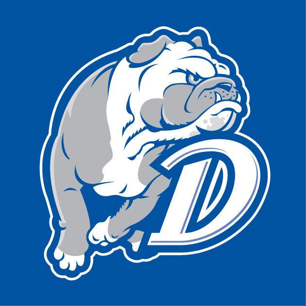 Drake Bulldogs Logo Alternate Logo (2005-2014) -  SportsLogos.Net