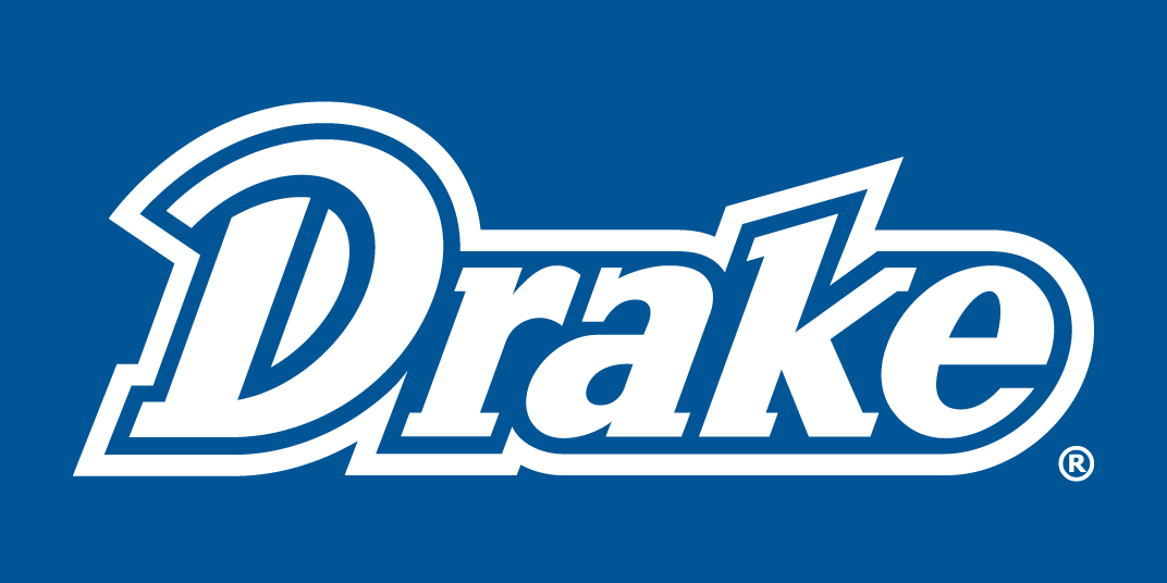 Drake Bulldogs Logo Wordmark Logo (2015-Pres) -  SportsLogos.Net