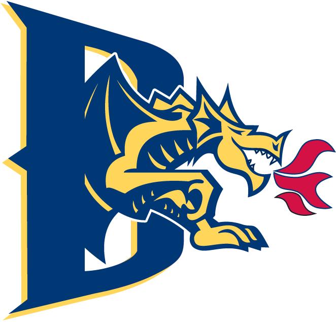 Drexel Dragons Logo Alternate Logo (2002-Pres) -  SportsLogos.Net