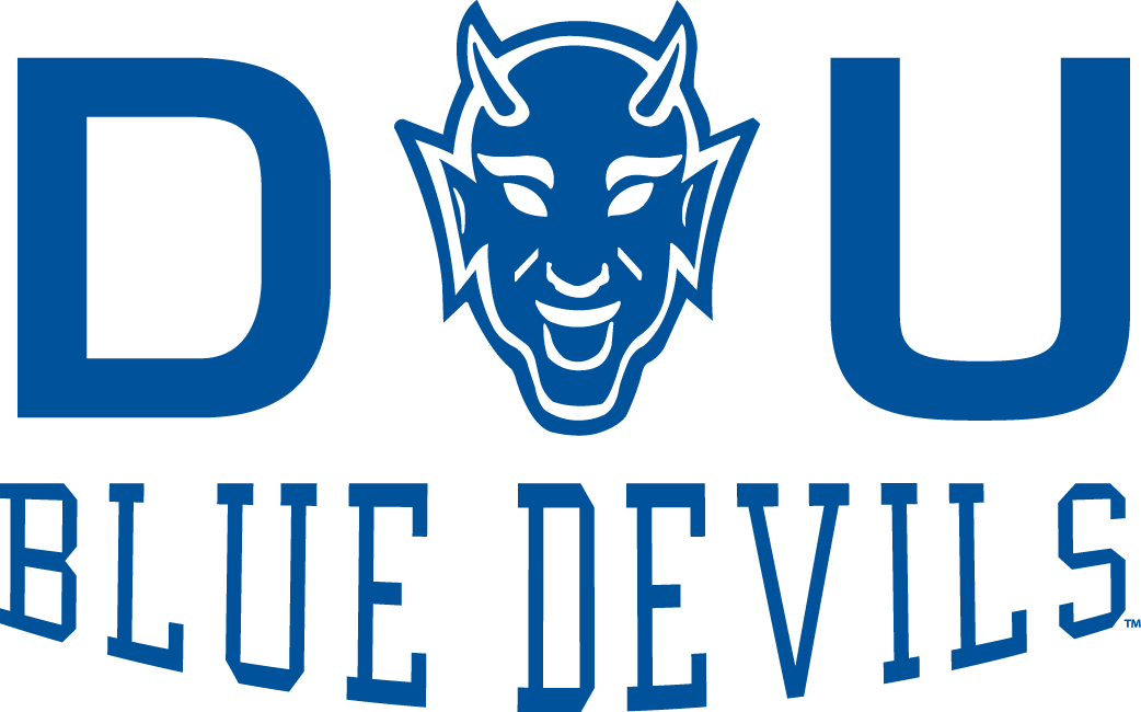 Duke Blue Devils Secondary Logo - NCAA Division I (d-h