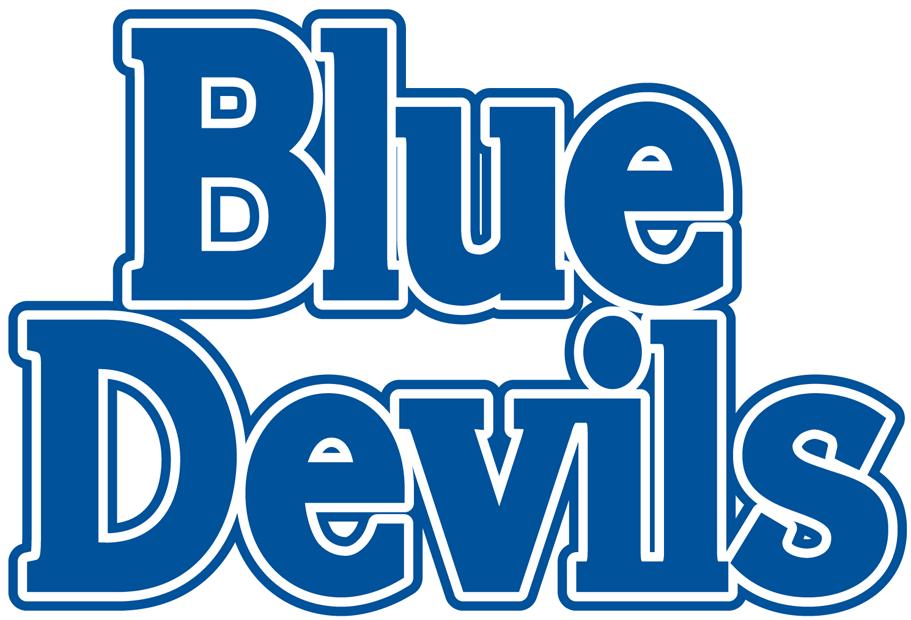 Duke University Basketball >> Duke Blue Devils Wordmark Logo - NCAA Division I (d-h) (NCAA d-h) - Chris Creamer's Sports Logos ...