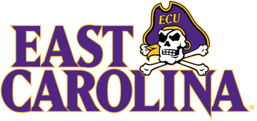 bda08df95 East Carolina Pirates Wordmark Logo - NCAA Division I (d-h) (NCAA ...