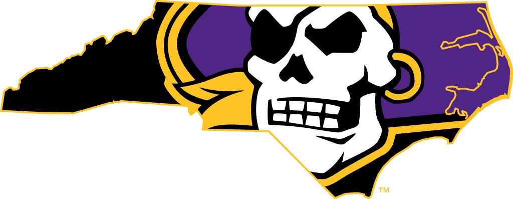 East Carolina Pirates Logo Alternate Logo (2014-Pres) -  SportsLogos.Net