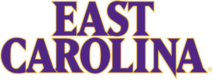 East Carolina Pirates Logo Wordmark Logo (2014-Pres) -  SportsLogos.Net