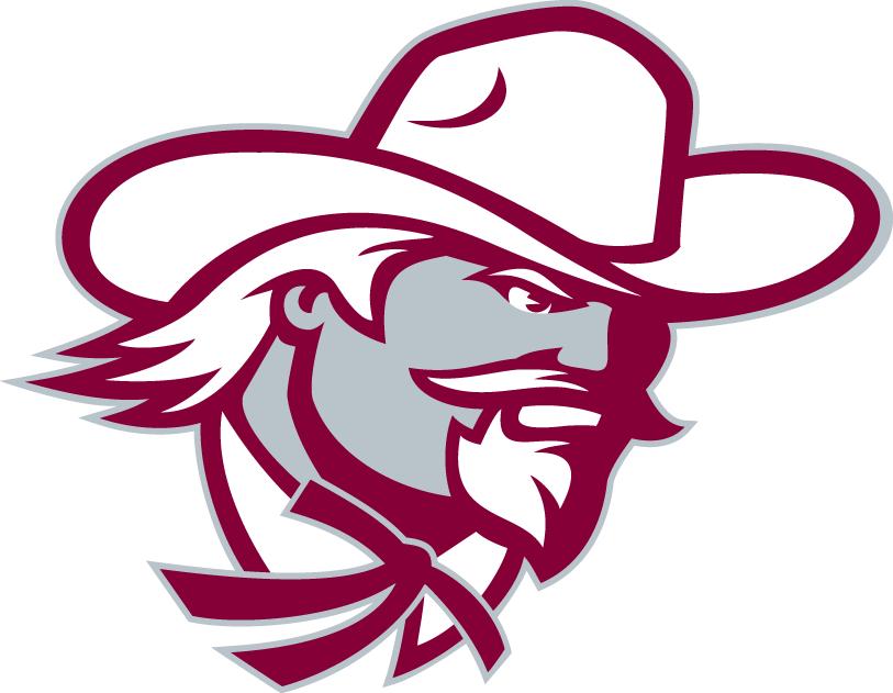 Eastern Kentucky Colonels Logo Alternate Logo (2004-Pres) - Colonel head.   SportsLogos.Net