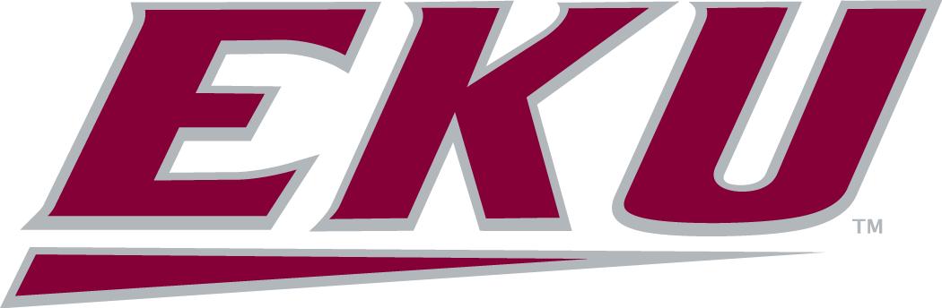 Eastern Kentucky Colonels Logo Wordmark Logo (2004-Pres) -  SportsLogos.Net