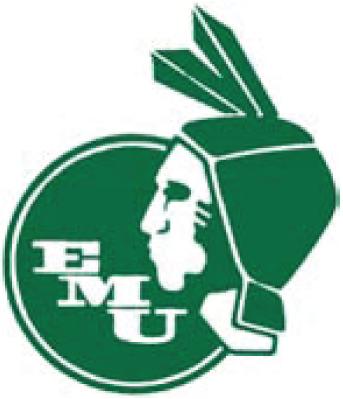 Eastern Michigan Eagles Logo Alternate Logo (1929-1990) -  SportsLogos.Net