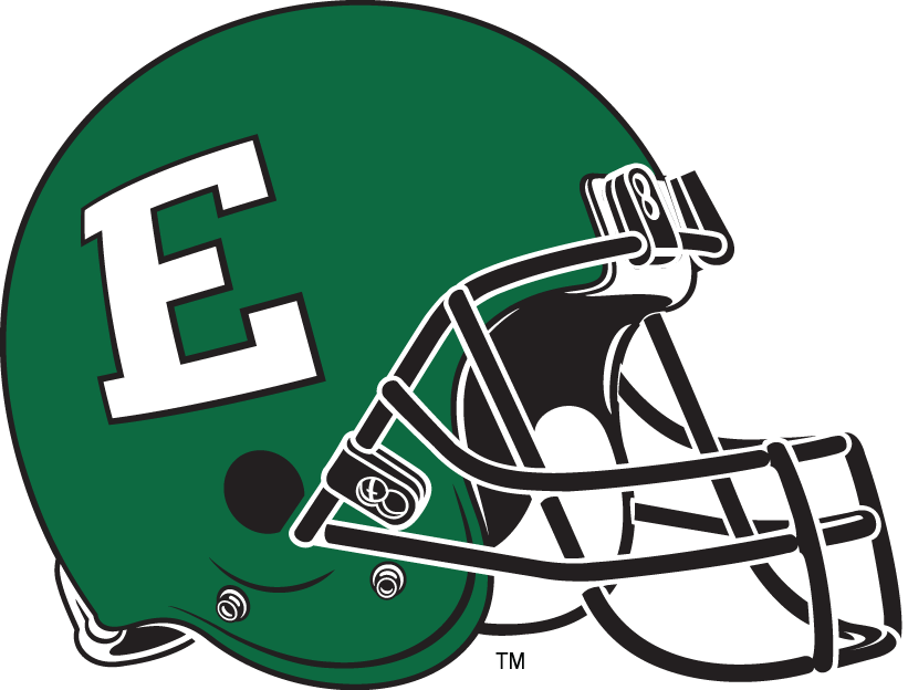 Eastern Michigan Eagles Helmet Helmet (2002-Pres) -  SportsLogos.Net
