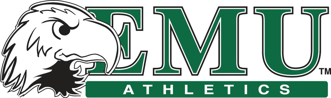 Eastern Michigan Eagles Logo Alternate Logo (2003-2012) -  SportsLogos.Net