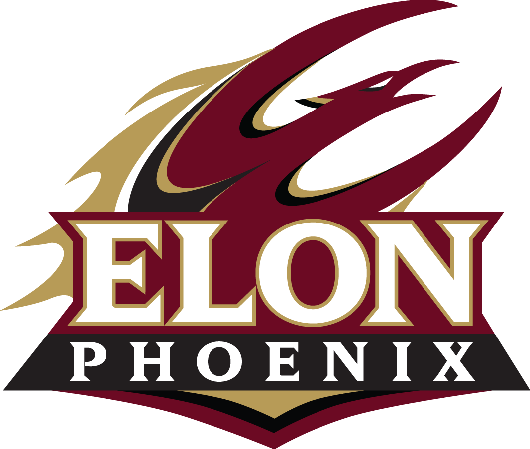 Elon Phoenix Logo Secondary Logo (2016-Pres) -  SportsLogos.Net