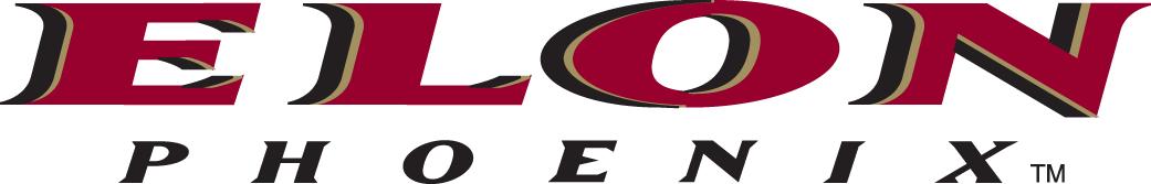 Elon Phoenix Logo Wordmark Logo (2000-2015) -  SportsLogos.Net