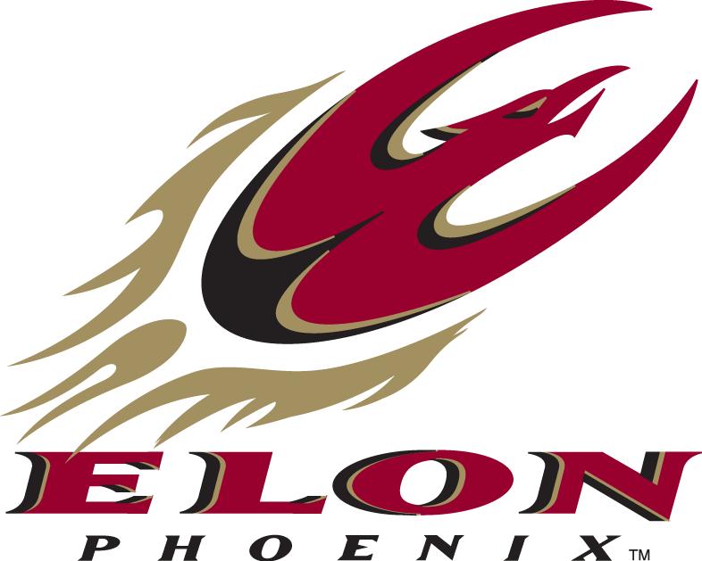 Elon Phoenix Logo Primary Logo (2000-2015) -  SportsLogos.Net