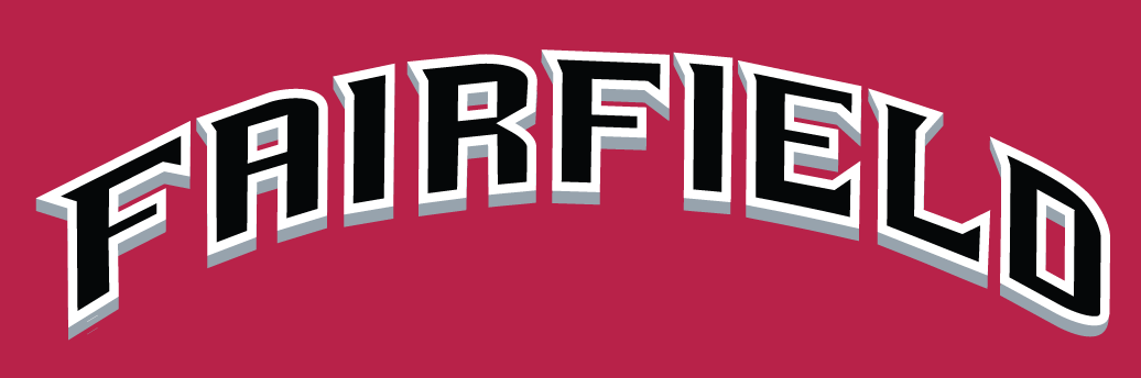 Fairfield Stags Logo Wordmark Logo (2002-Pres) -  SportsLogos.Net
