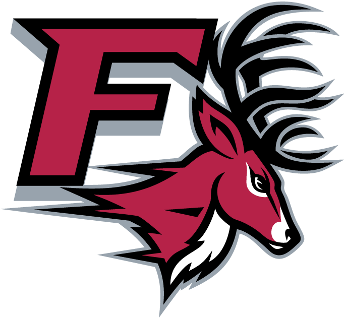 Fairfield Stags Logo Secondary Logo (2002-Pres) - F with Stag SportsLogos.Net