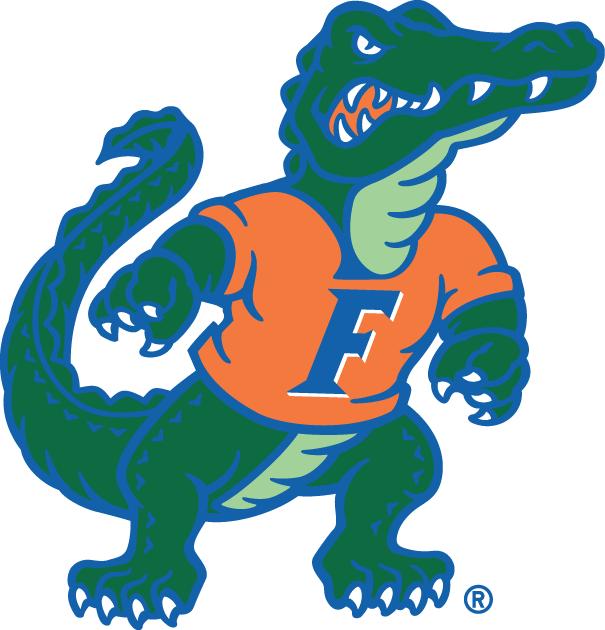 Florida Gators Logo Alternate Logo (1995-Pres) -  SportsLogos.Net